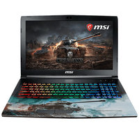 Ноутбук игровой MSI GP62 8RC-083RU World of Tanks Edition .
